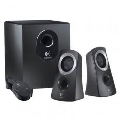 Logitech Z313 2.1 Speaker System (Black) (LOGZ313)