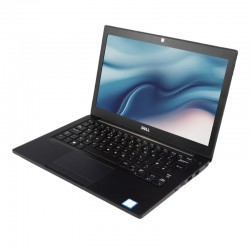 "DELL Laptop 7280, i5-7200U, 8GB, 256GB M.2, 12.5"", Cam, REF SQ"