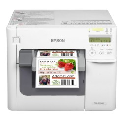 EPSON TM-C3500 color barcode Εκτυπωτής