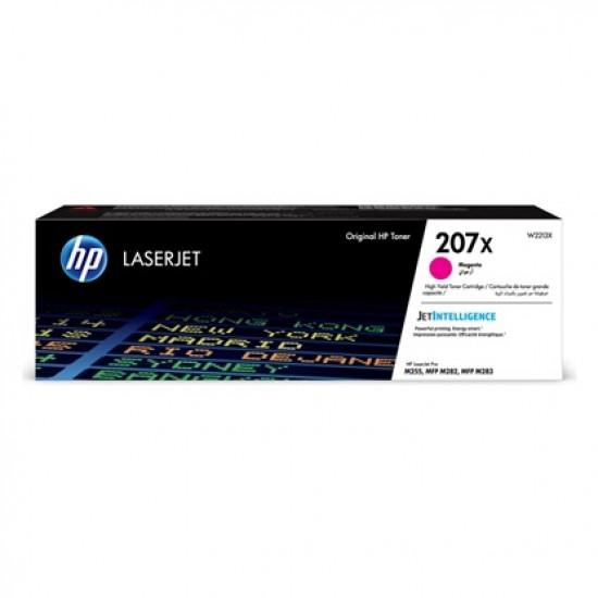 Hewlett-Packard 207X Magenta LaserJet Toner Cartridge (2.45k) (W2213X) (Hewlett-PackardW2213X)